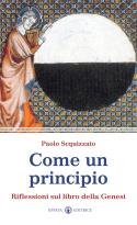 Copertina del libro Come un principio